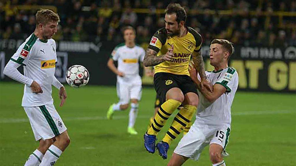 Hasil Pertandingan SK Slavia VS Borussia Dortmund
