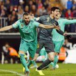 Prediksi Valencia vs Real Madrid, Babak Semifinal Piala Super Spanyol